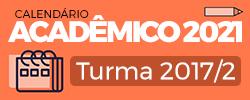 Calendario Academico 2021 - Turma 2017/2