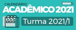 Calendario Academico 2021 - Turma 2021/1