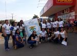 Desfile de Aniversário de Sapezal contou com a participação do Polo UAB e divulgação dos cursos da Unemat