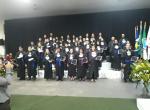 Colação de grau do Curso de Pedagogia do Polo de Colíder