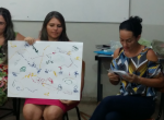 """Oficina """"ARTE NA EDUCAÇÃO INFANTIL"""" foi realizada no Polo UAB/Diamantino"""