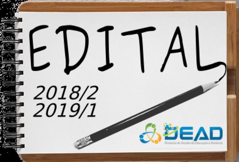 EDITAL No 005/2018 - UNEMAT/PROEG/DEAD/UAB SELEÇÃO DE PROFESSORES PARA ATUAREM NOS CURSOS DE GRADUAÇÃO E DE PÓS-GRADUAÇÃO OFERTADOS PELA UNEMAT/PROEG/DEAD/UAB